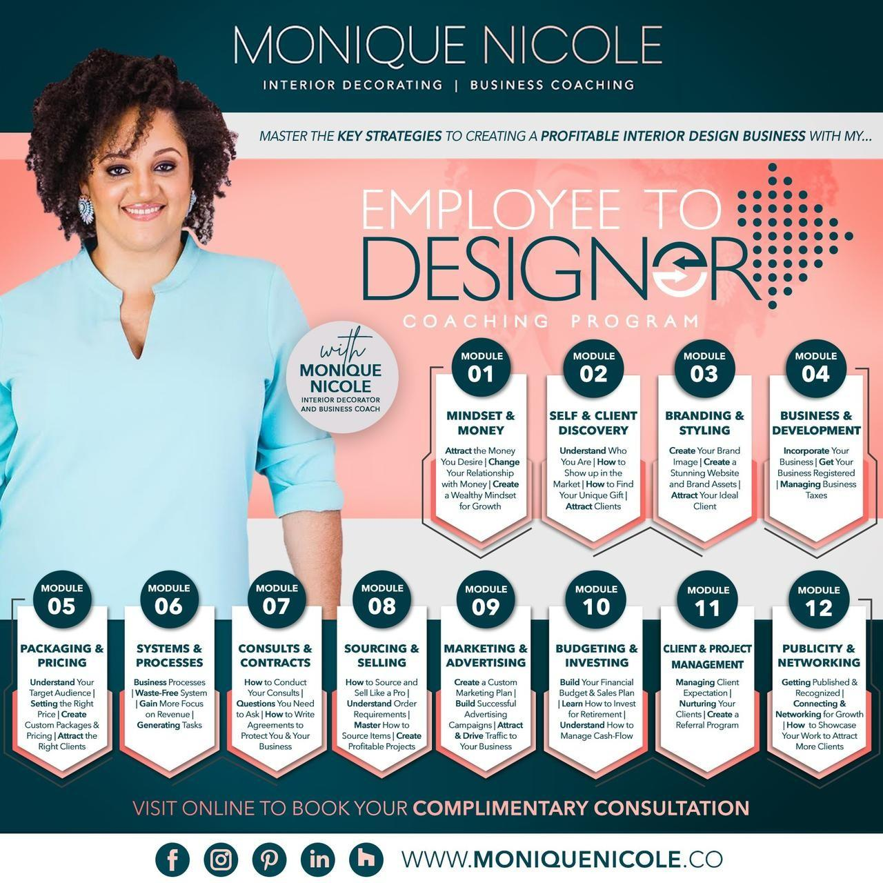Employee To Designer