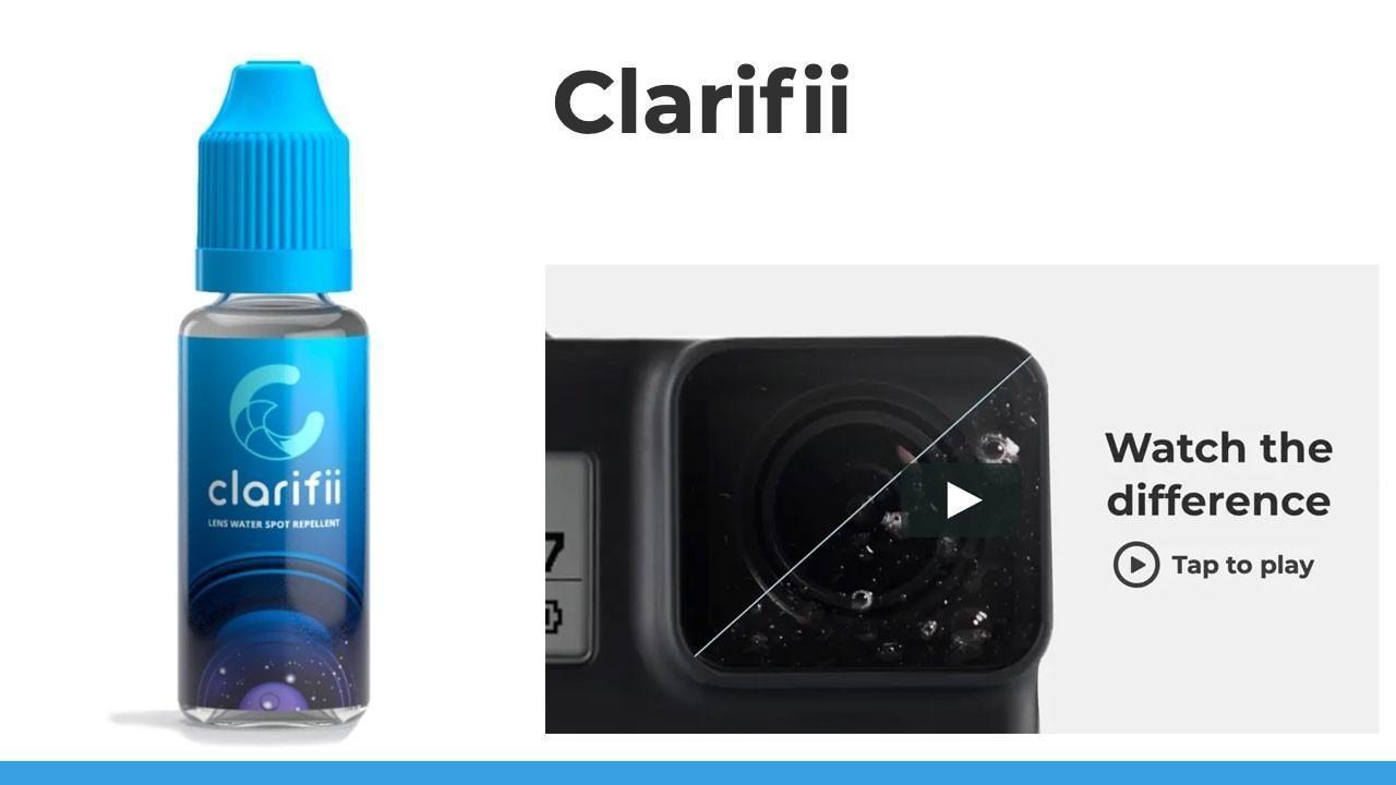 Clarifii for your GoPro Lens