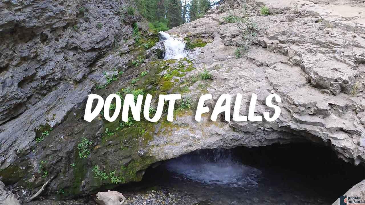Donut Falls, Utah