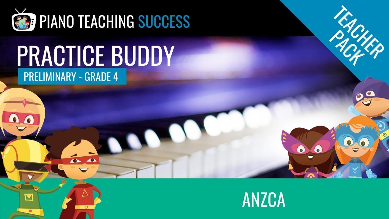ANZCA Practice Buddy Teacher Pack