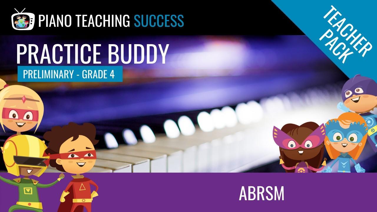 ABRSM Practice Buddy Teacher Pack