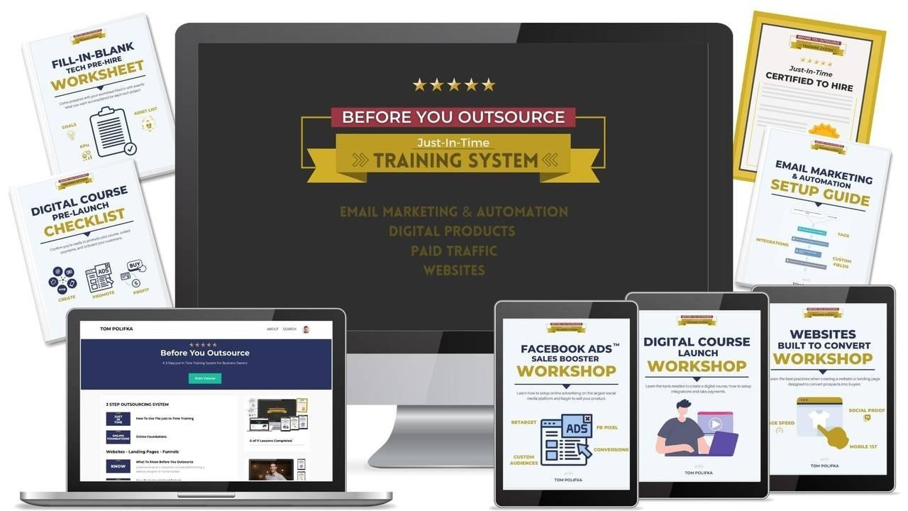 Before You Outsource Training