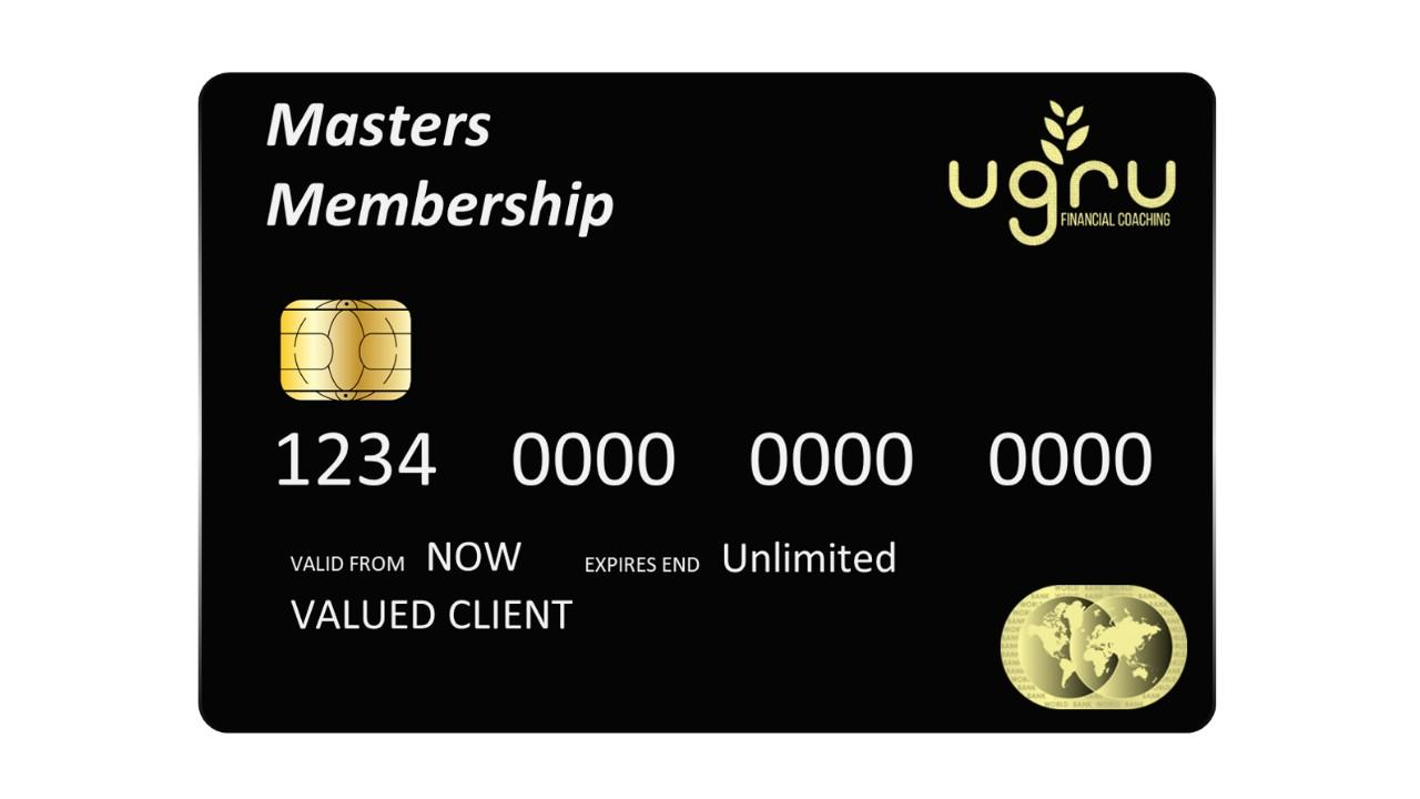 Add 100's of $1,000's during retirement by optimizing every financial decision holistically with your own financial plan with UGRU Masters Membership