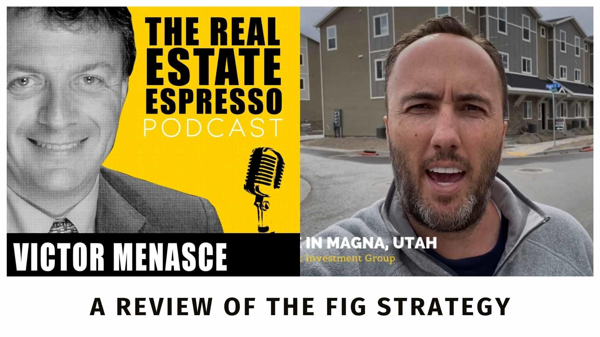 Steve Olson on the Real Estate Espresso Podcast