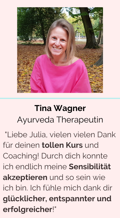 Tina Wagner Ayurveda Therapeutin