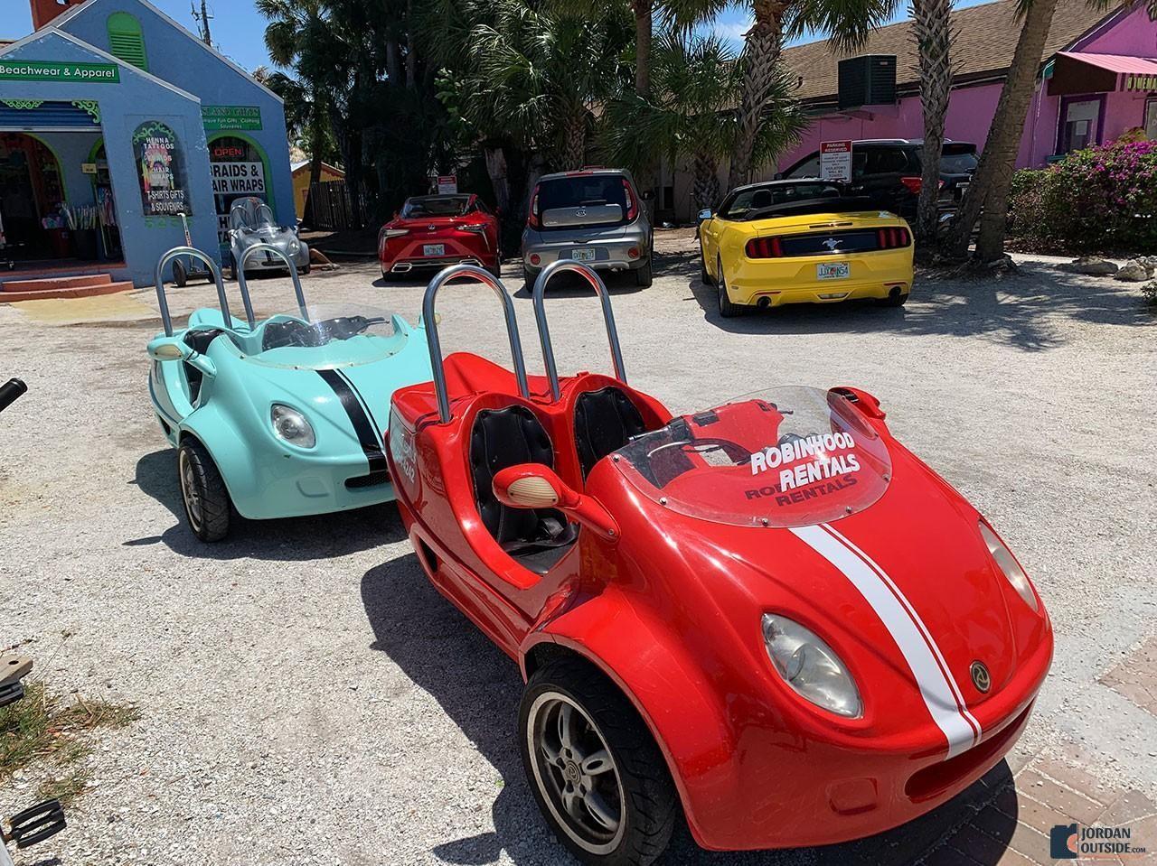 Robinhood Rentals, Siesta Key Florida