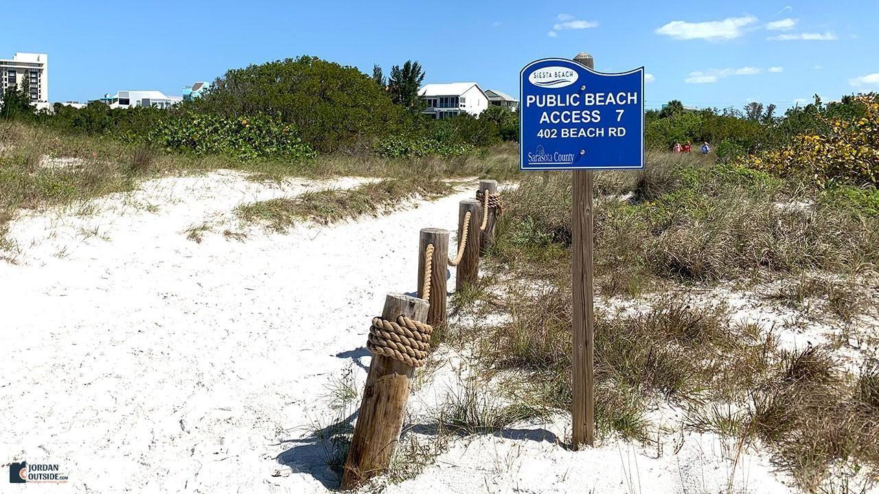 Siesta Beach Access