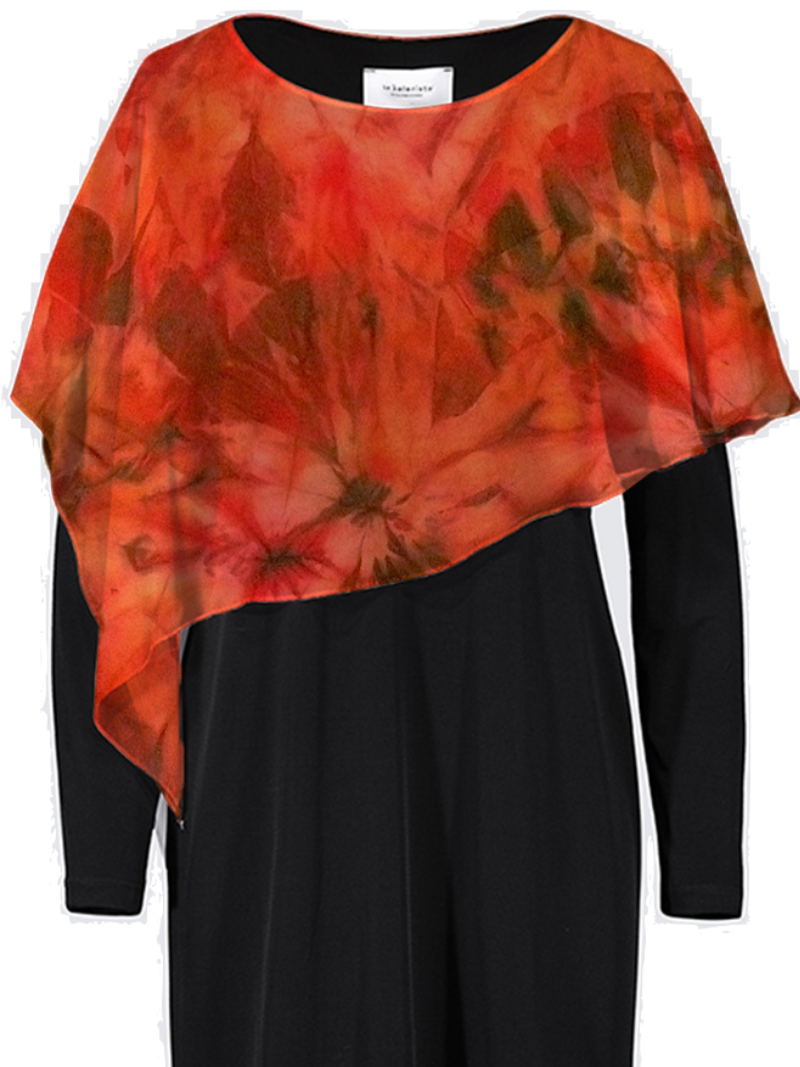 Image of Mila Lansdowne designer dress from the collection Garden of Passion