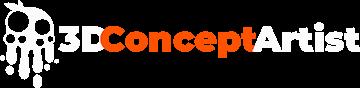 Header 3DConceptArtist Logo