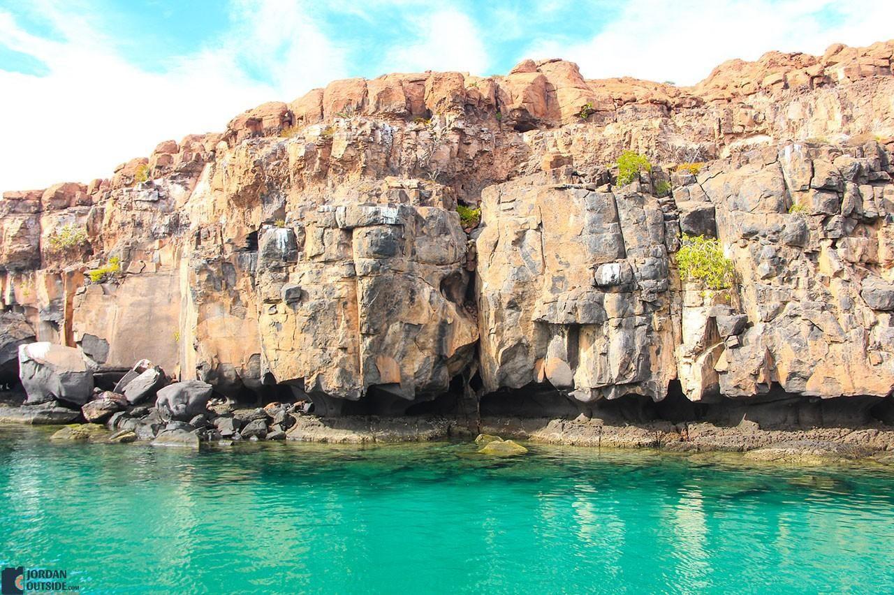 Sea of Cortez alcove