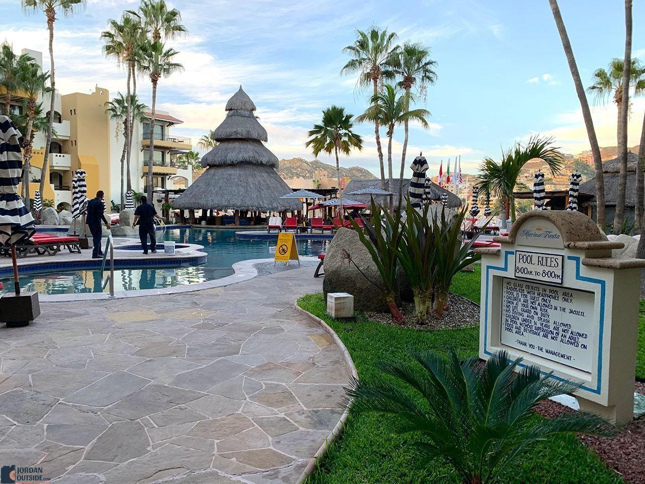 Marina Fiesta Pool