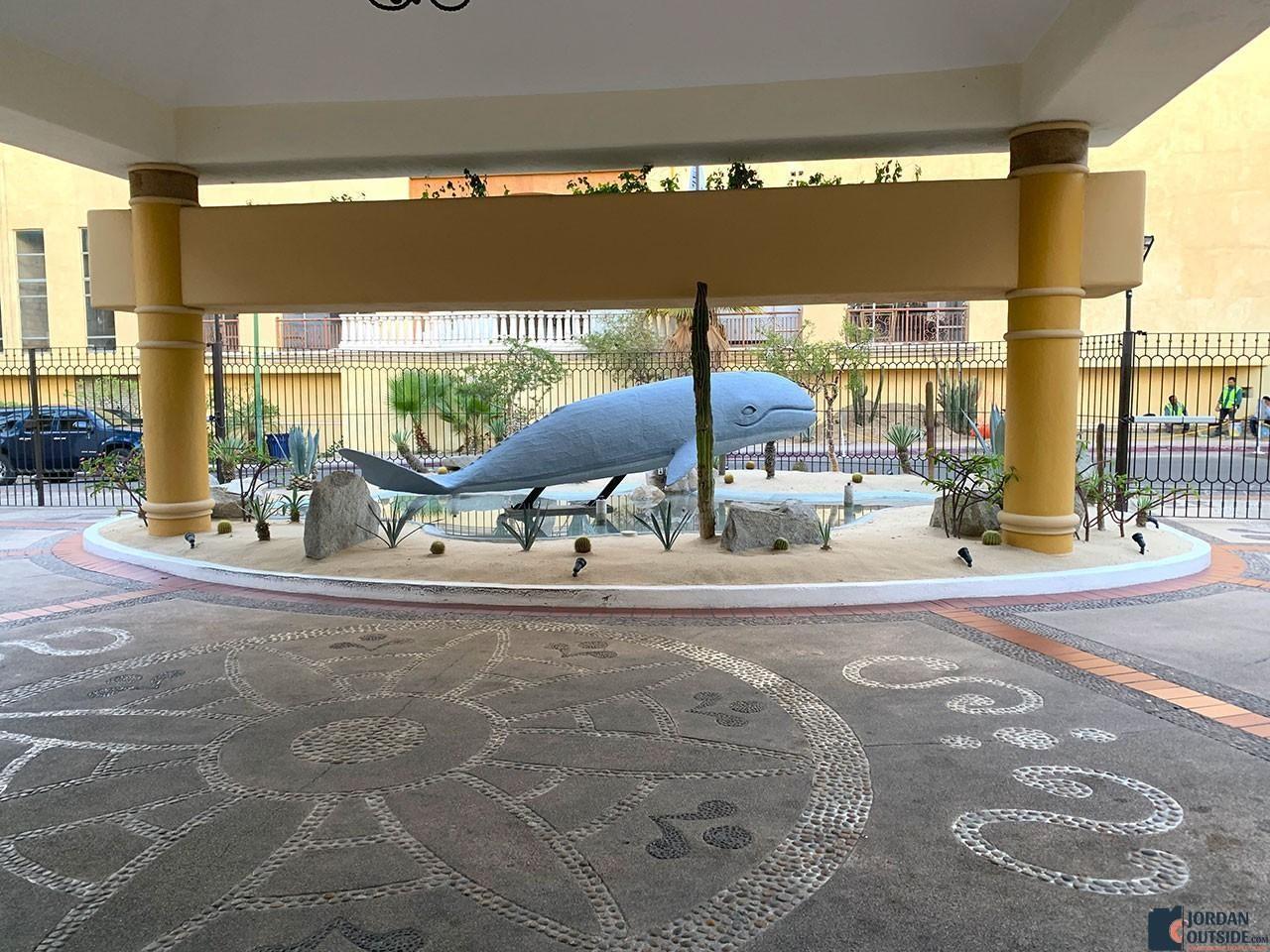 Marina Fiesta Hotel entrance
