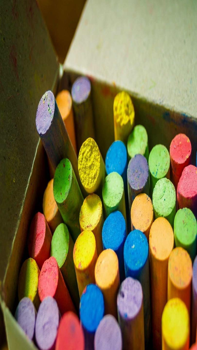 Families are as diverse as the colors in a crayon box.