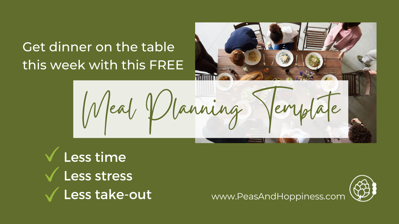 Best Healthy Meal Planning Template Download