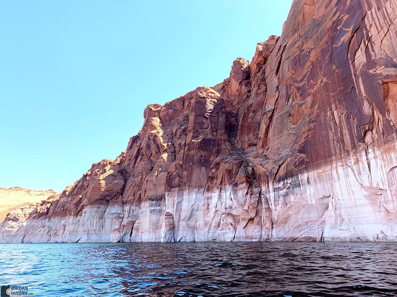 Navajo Canyon at Lake Powell