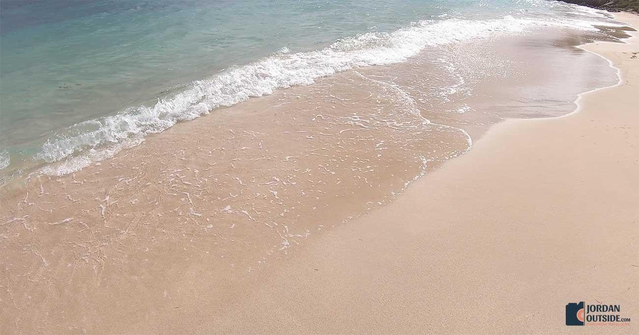 Cockleshell Beach