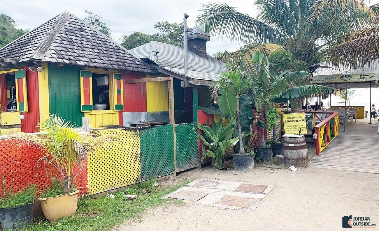 Reggae Beach, St. Kitts