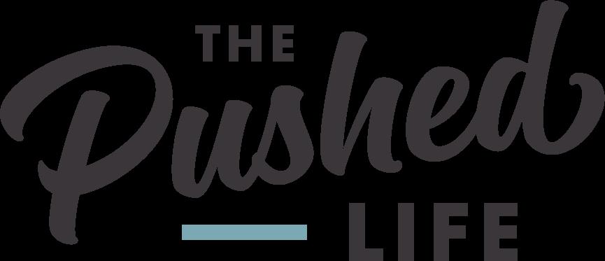 The Pushed Life Logo