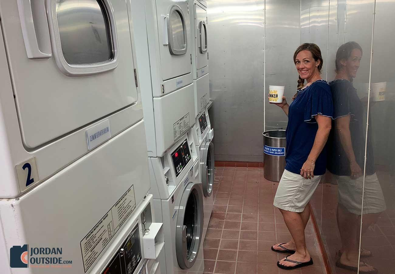 Carnival Cruise Coin Laundry