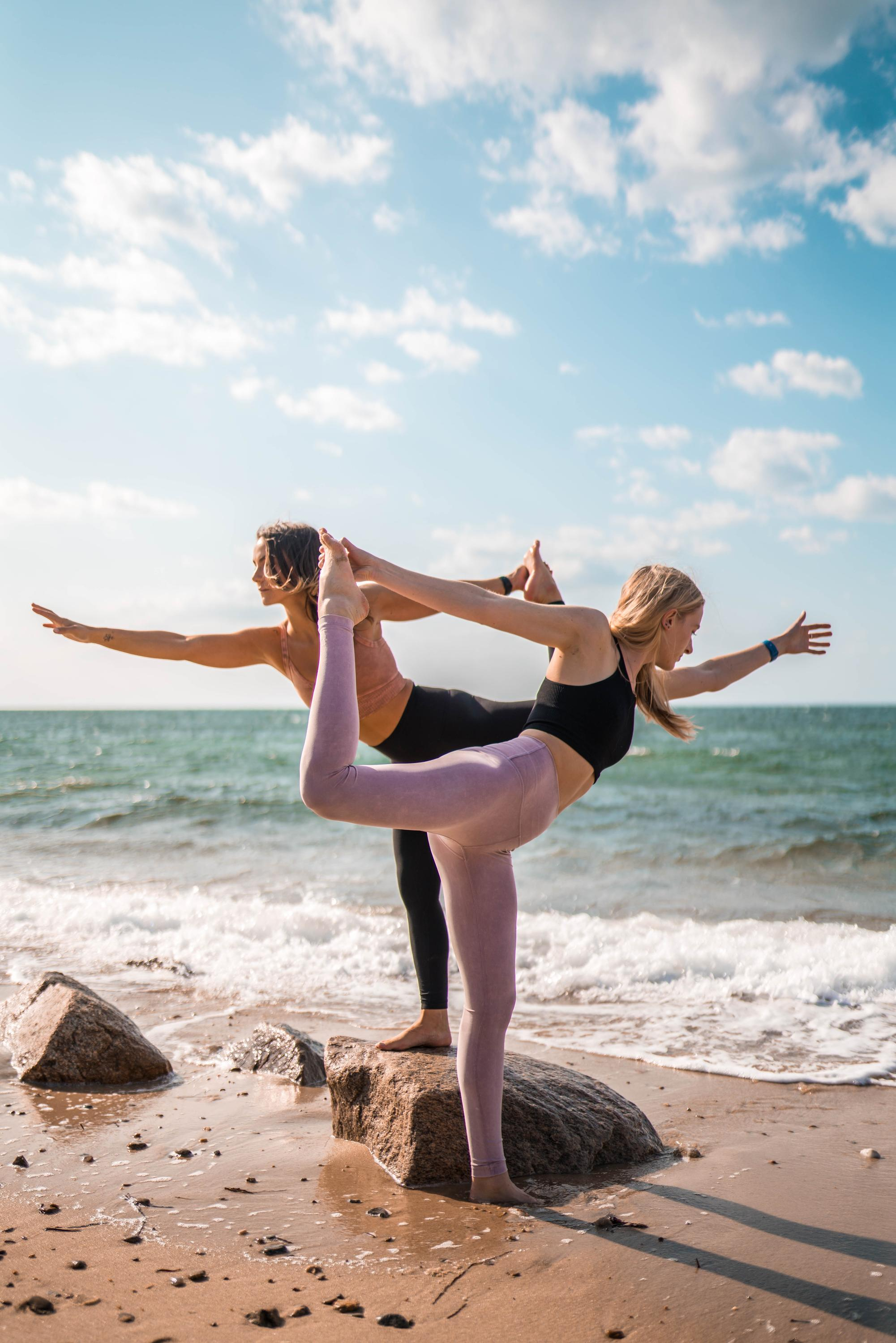 NOW LIVE! NAMASTAY HOME WORKOUTS™!