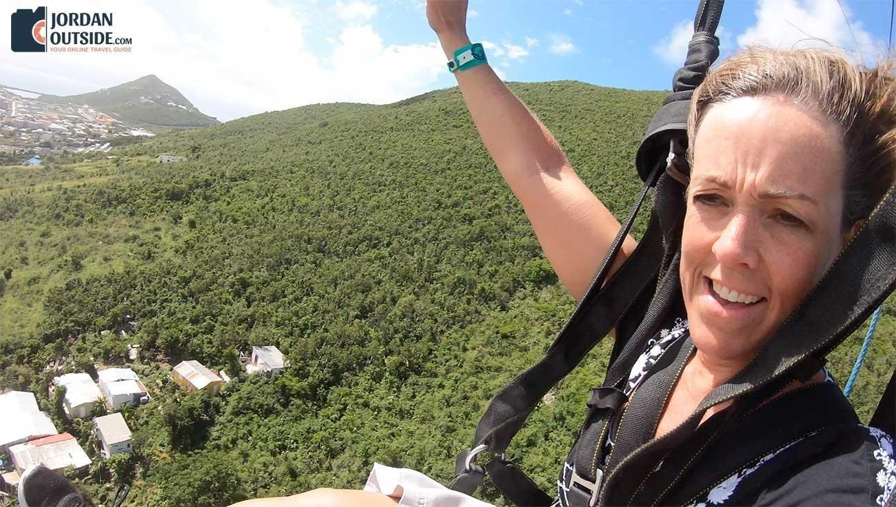Julie on the Flying Dutchman