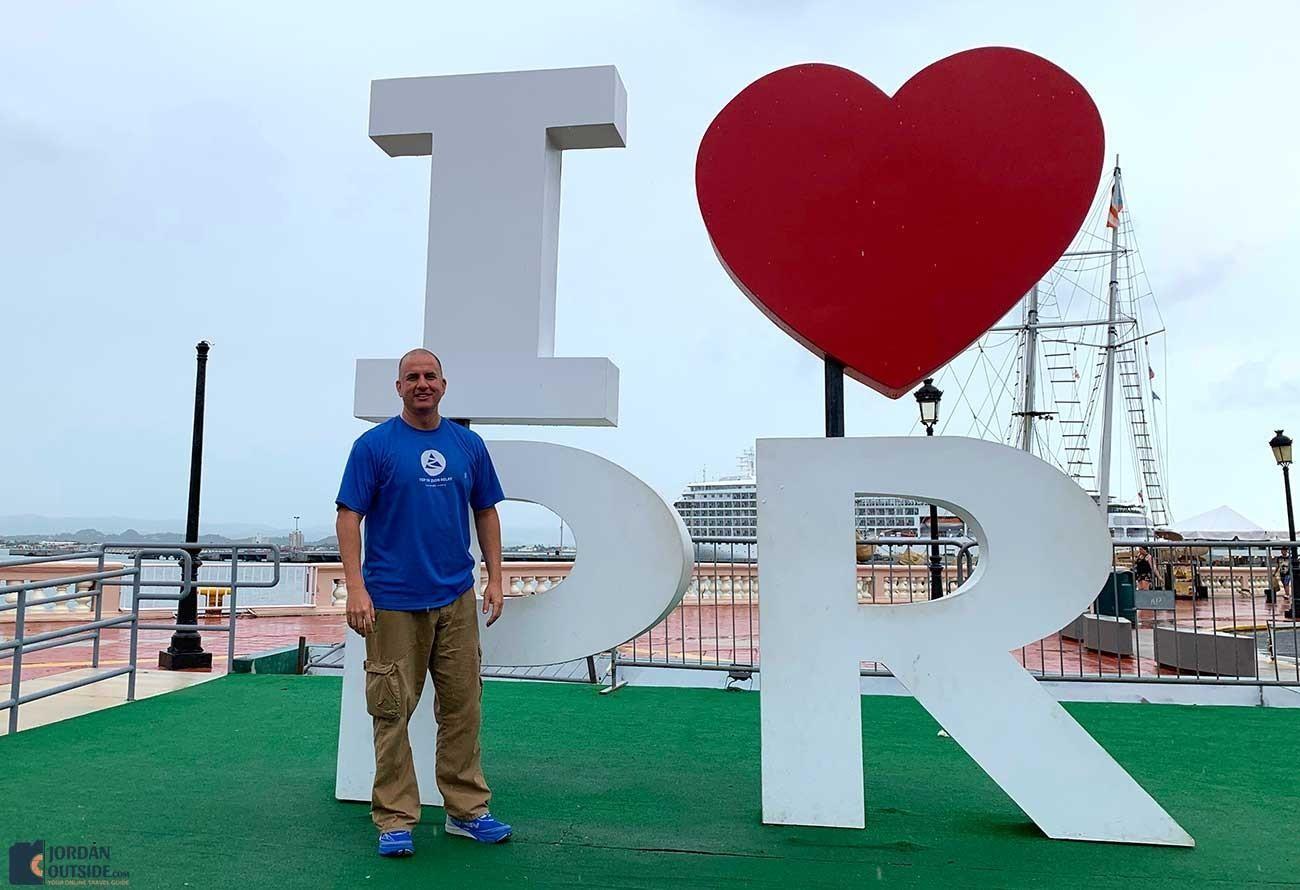 Jordan loves Puerto Rico