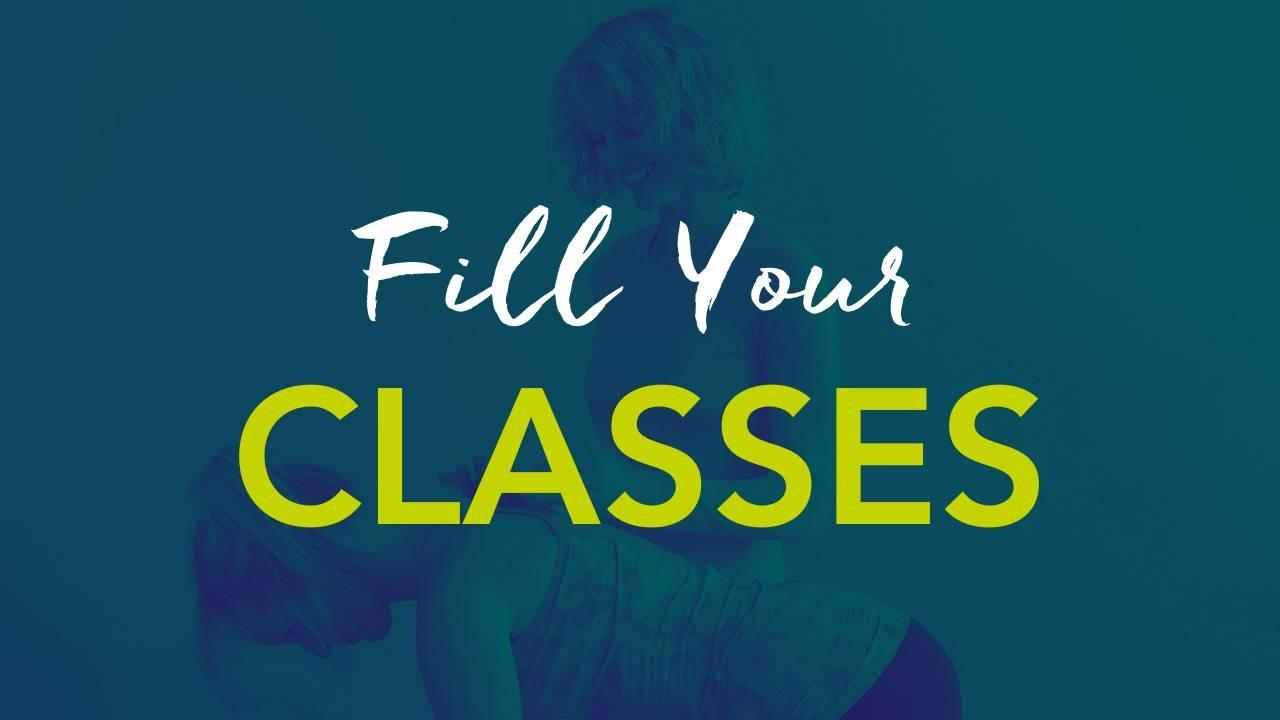 Fill Your Pilates Classes