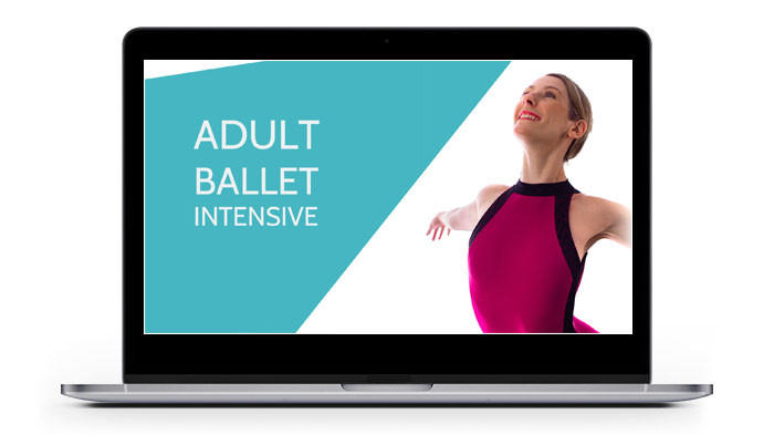 Adult Ballet Intensive - 6 days of classical ballet barres and centres, split stretching and Q&A