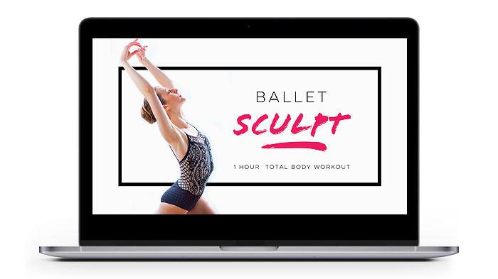 ballet sculpt - 1h pure cardio ballet fitness
