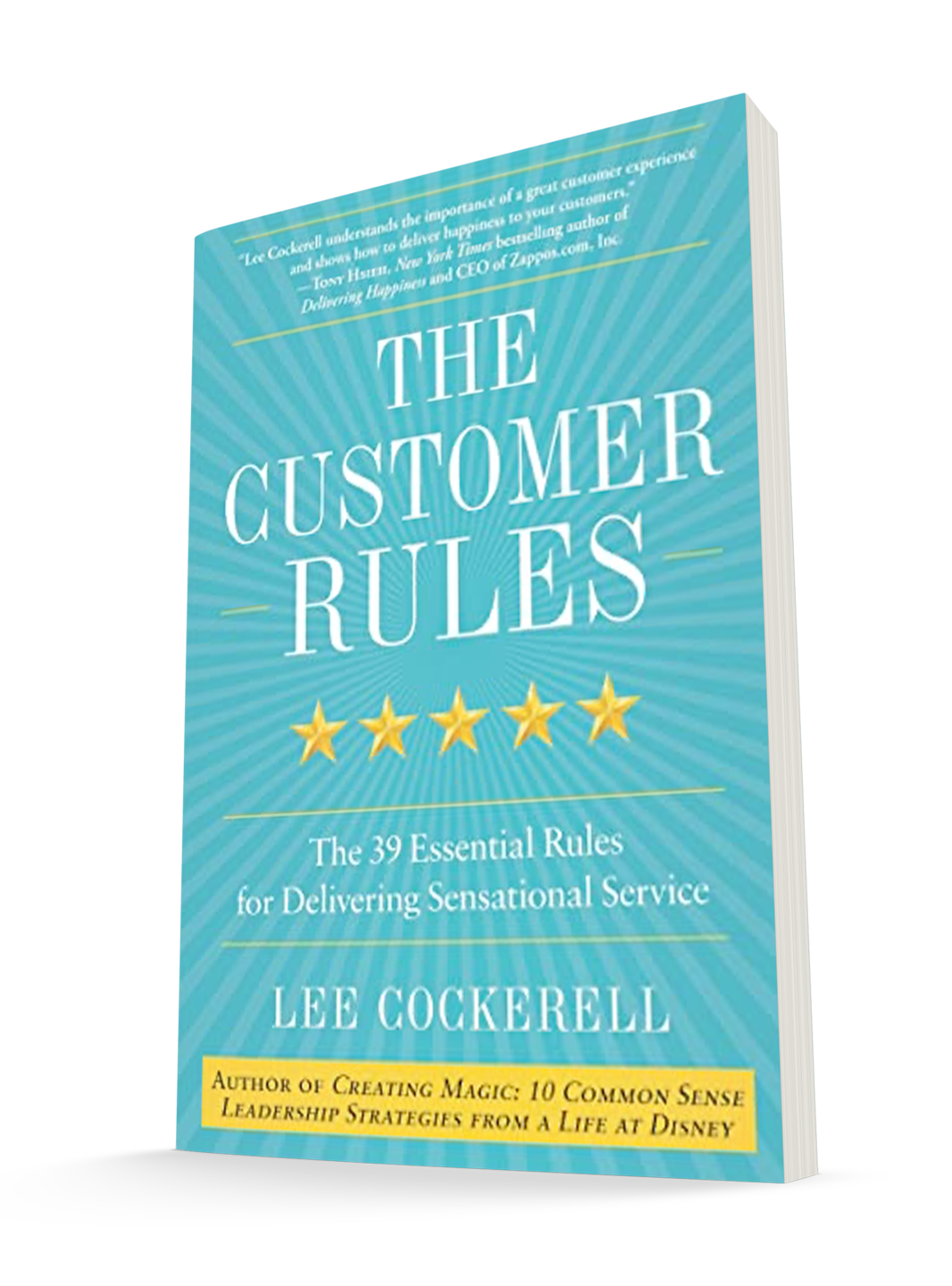 Lee Cockerell - Customer Rules