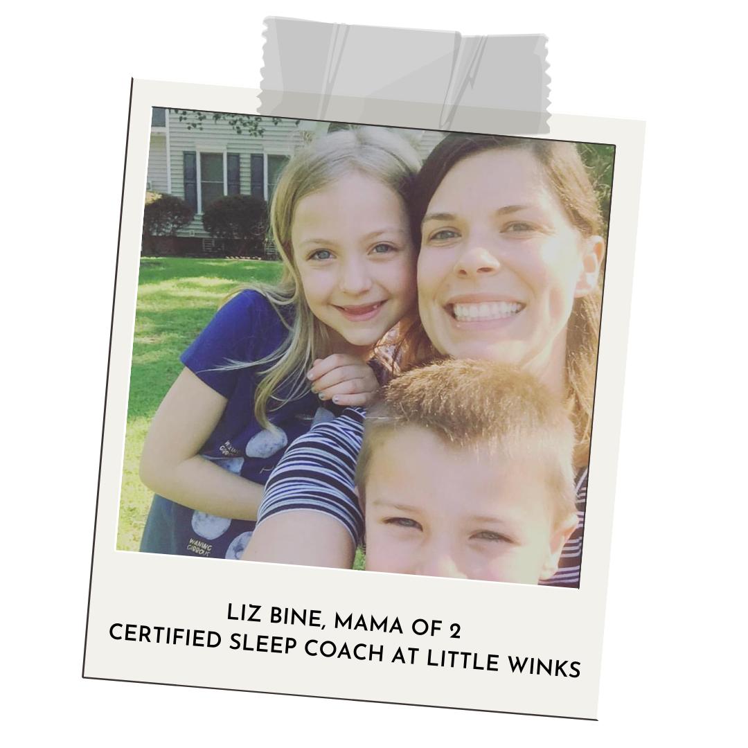Certified Sleep Coach Liz Bine