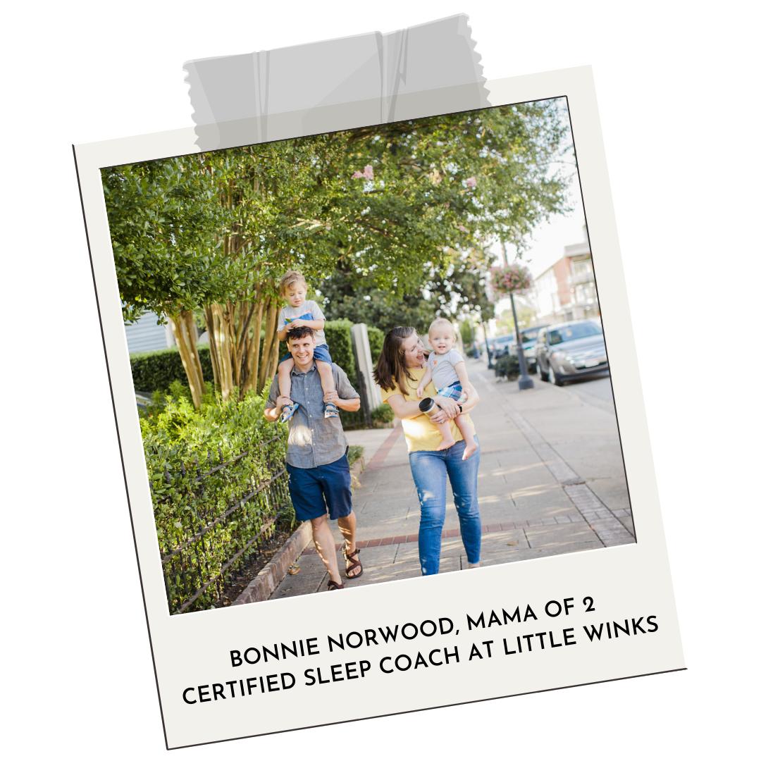Certified Sleep Coach Bonnie Norwood