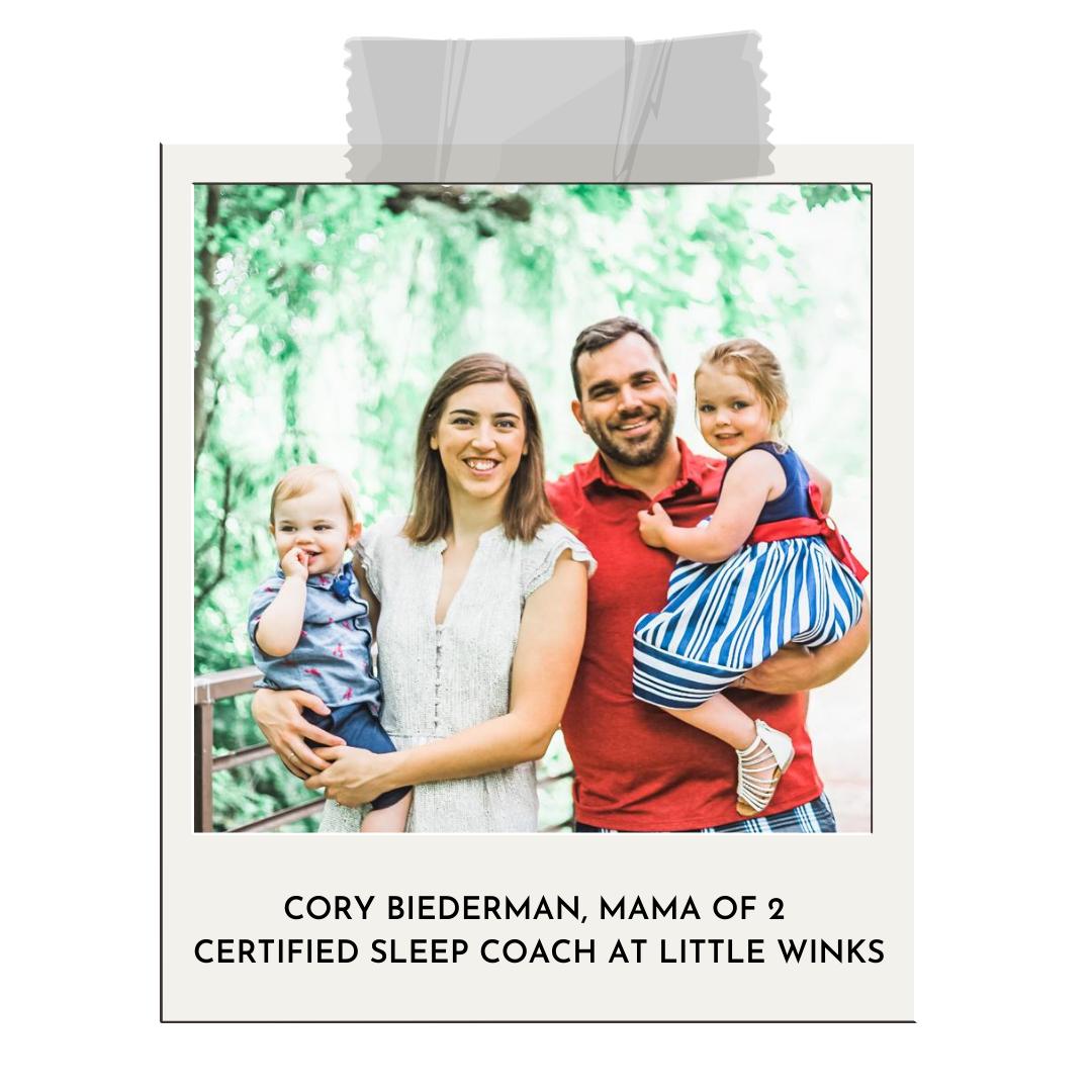 Certified Sleep Coach Cory Biederman