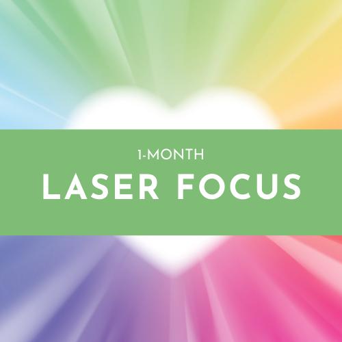 Yolanda Heath, ND, CCA | 1-Month Laser Focus