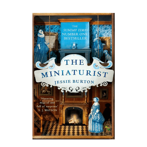 Jessie Burton The Miniaturist