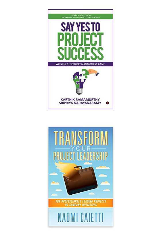 Say Yes to Project Success / Transform Your Project Leadership