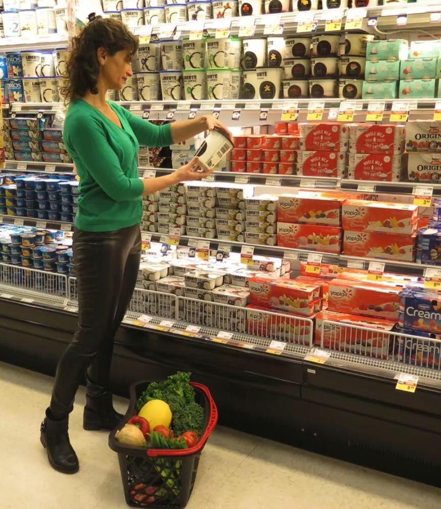 Faire les bons choix à l'épicerie!