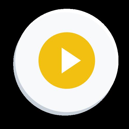 circle play button icon