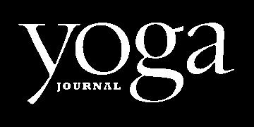 yoga journal logo white