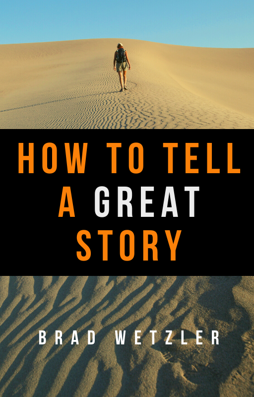 brad wetzler ebook how to tell a great story