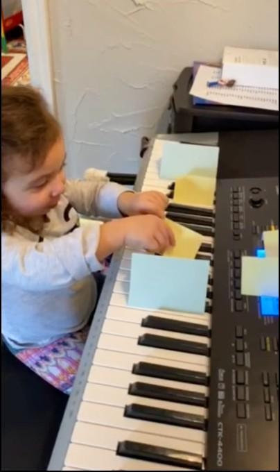 starting in piano