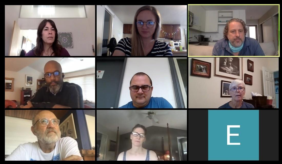 Brad Wetzler leads real-world and virtual writing retreats.