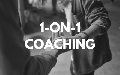 1-on-1 Coaching