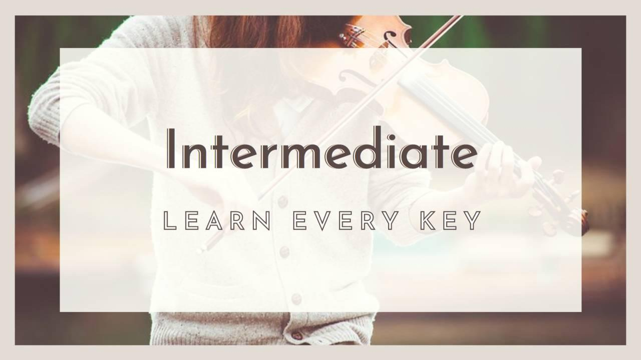 Late Beginner Violin Course: Learn Every Note
