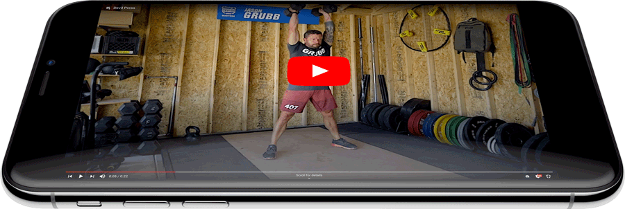 Demo Videos for Workouts