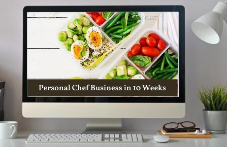 Virginia Stockwell how to become a personal chef