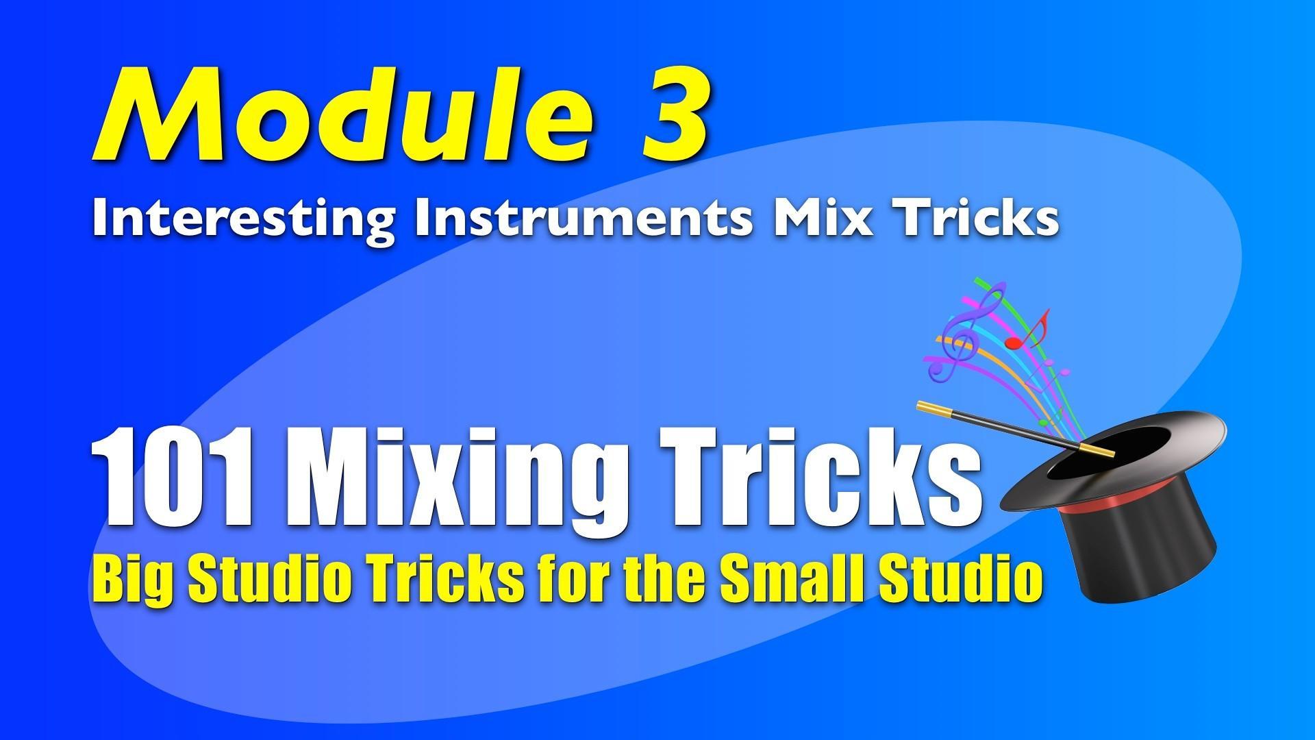 Mixing Accelerator Module 3