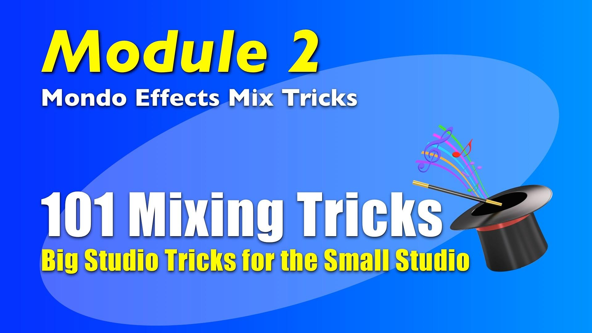 Mixing Accelerator Module 2