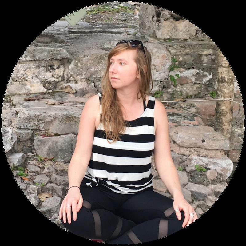 Ainslie Grieg, Website Designer + Meditation Expert