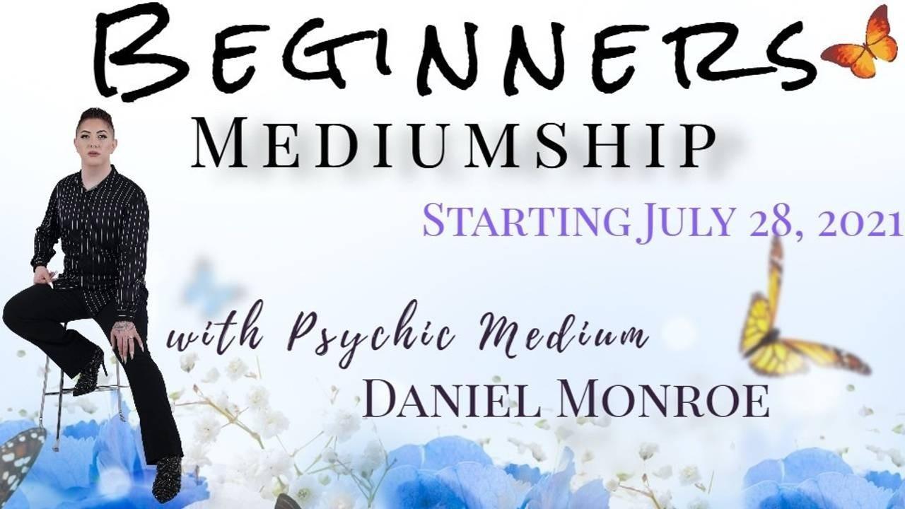 Mastering Mediumship Level 1